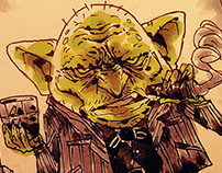 Goblin Week and More | Daily Drawings