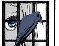 Bird Cage - Comic
