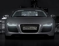 Audi R8 Magazine Renders