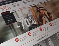 On-line shop