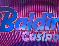 Baldini's Casino TV Commercial and Web Sweepstakes