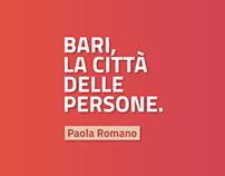Paola Romano: Campaign 2019