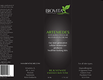 Biovita Package Design