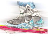 Power laces
