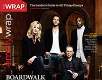 EmmyWrap Magazine Boardwalk Empire