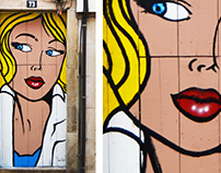 Pop Art vs Street Art