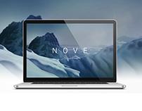 Nove website