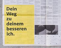 ICH IN DATEN – Editorial Design