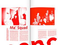 Nunsence magazine