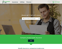 Web For Australian Company