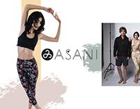 Distintos proyectos Asani