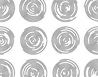 Circle segments (PatterNodes pattern)