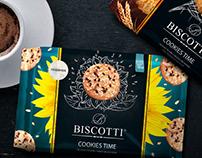 BISCOTTI - packs design