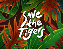 Save The Tigers Animation