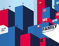 MOGU FAMILY COVER & MENU DESIGN