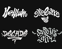 Lettering & Calligraphy 2015