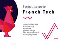 La French Tech webdesign