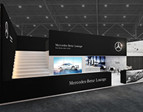 Mercedes-Benz stand design