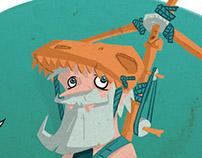 Pteranodon Comic