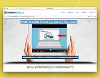 Compu Remoto | Diseño Web