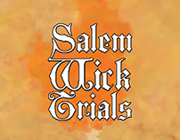Salem Wick Trials Game Design Document
