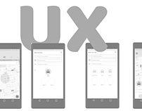 UI/UX for 2 apps