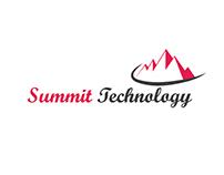 Summit Technology Logo Design