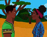 Lovers at the Mara
