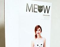 Meow Contemporary Magazine