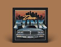 Dam Funk (Cover Design)