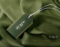 Mazwya KSA ( Logo - Identity )