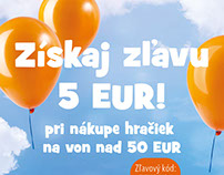 Flyer - Sales for Kid´s day