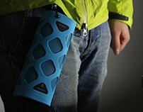 Bluetooth Speaker : moJoy  :: Product Photography
