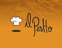 il Pesto | Identidade Visual e Embalagem