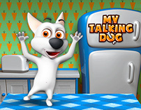 My Talking Dog - Virtual Pet Game