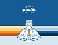Papírnictví Pavlik - A New Visual Identity