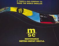 Brochure corporativo Msc