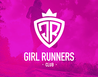 Girl Runners | Corporate Identity