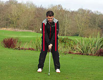 How to Get the Perfect Golf Stance