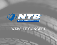 NTB Website Concept