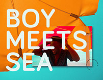 BOY MEETS SEA - MEZUE