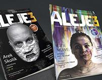 Culture magazine: ALEJE 3