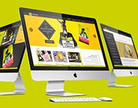Quintesis - Webdesign