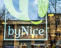 ByNice - rebrand