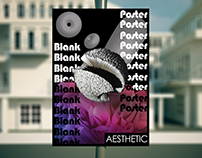 Blank Poster Aesthetic!
