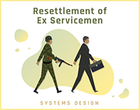 Resettlement Of Ex-Servicemen: Systems Design