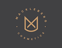Mackleberg logo design
