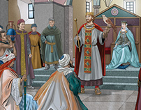 Historical illustrations