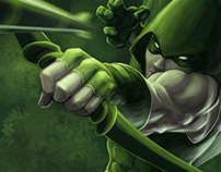 Illustrations and Paintings: DC