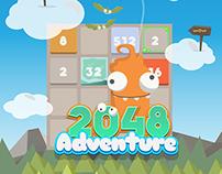 2048 Adventure